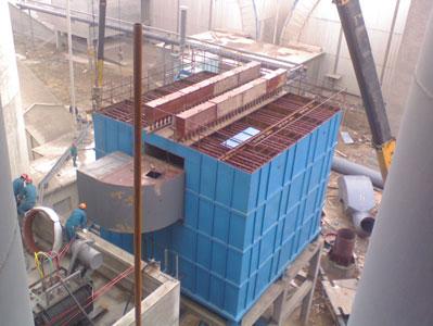 电石炉除尘器