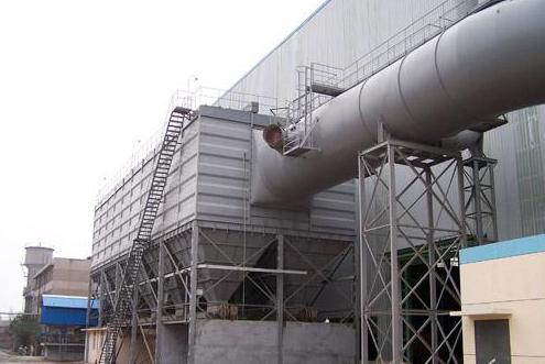 锅炉除尘器生产线