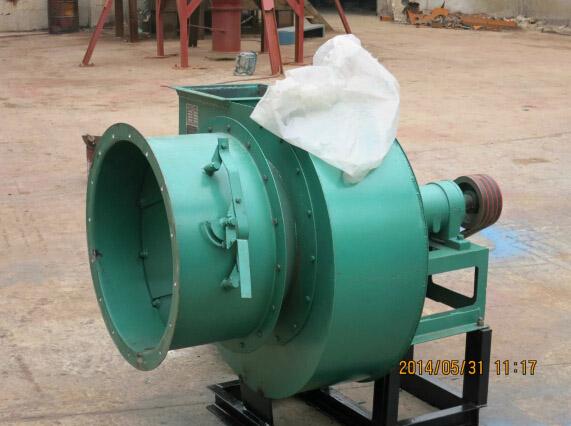 山西旋风除尘器发货现场(2)