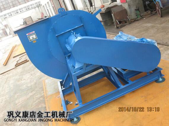 石料厂除尘器发货现场(2)