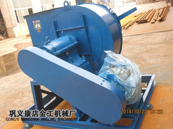 石料厂除尘器发货现场(3)
