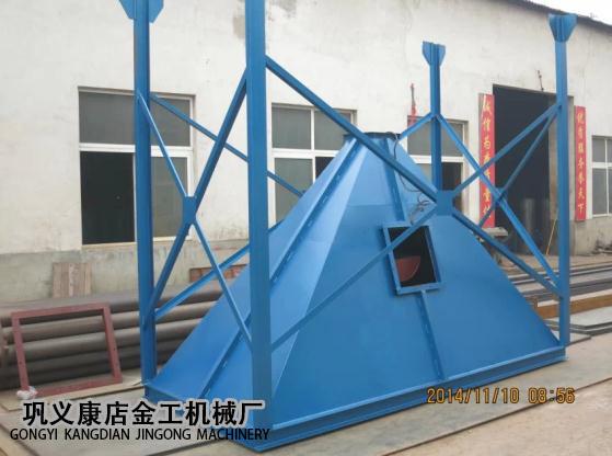 4T锅炉脱硫除尘器发货现场(2)