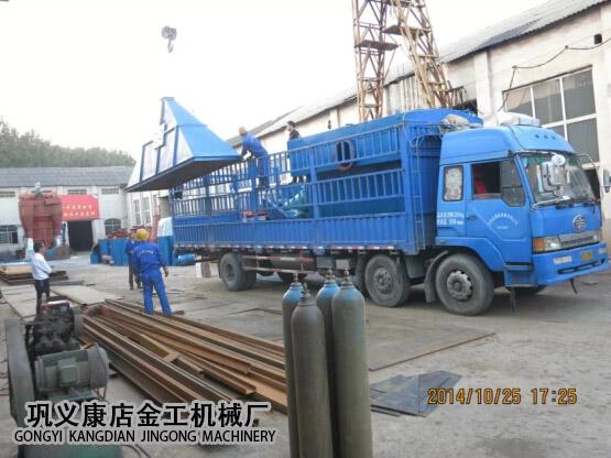 中铁二局五公司石料厂除尘