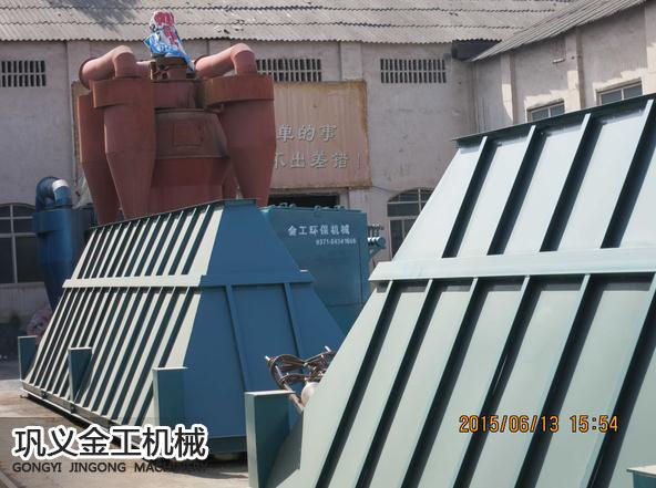 中国电建青海共和羊曲水电站除尘器(3)