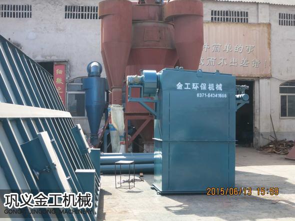 中国电建青海共和羊曲水电站除尘器(4)