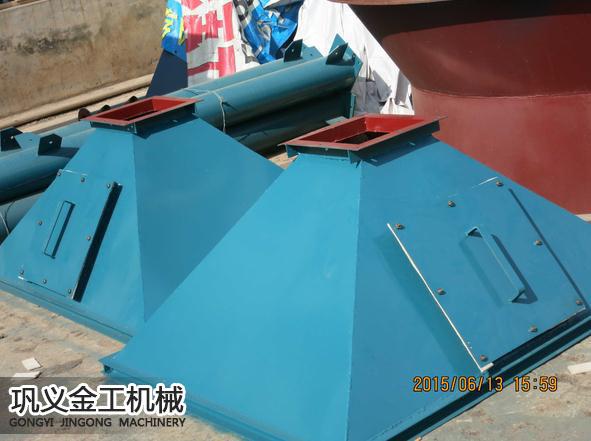 中国电建青海共和羊曲水电站除尘器(5)