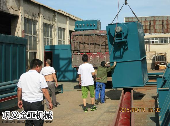 中国电建青海共和羊曲水电站除尘器(7)