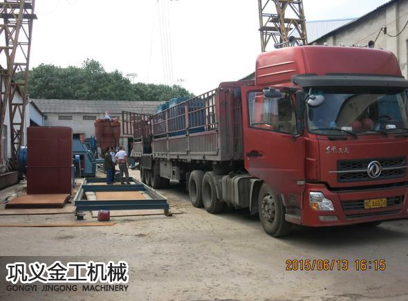 中国电建青海共和羊曲水电站除尘器(9)