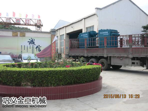 中国电建青海共和羊曲水电站除尘器(10)