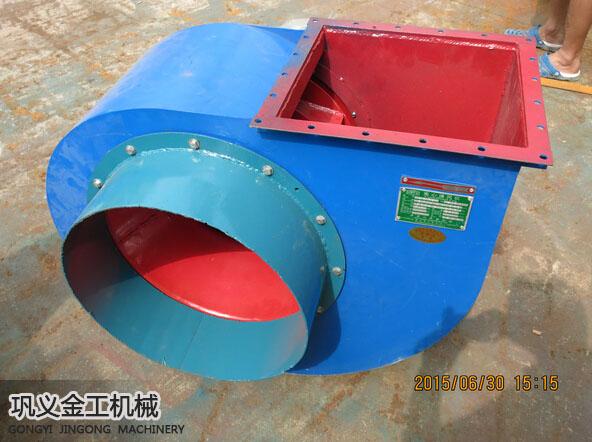 武安单机脉冲除尘器发货现场(6)