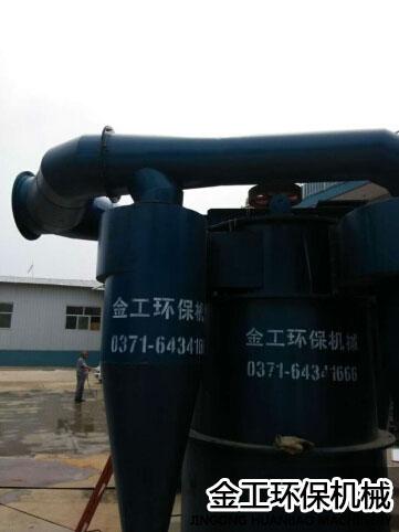 陕西西安机制砂选粉机施工安装现场(4)