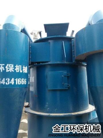 陕西西安机制砂选粉机施工安装现场(5)