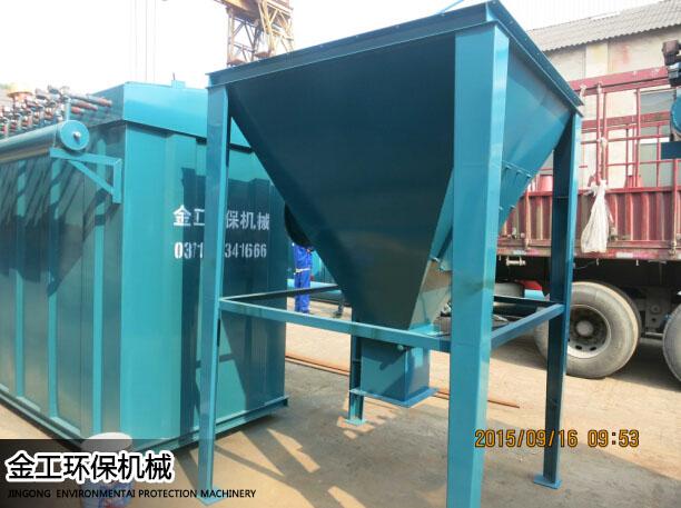 湖北武汉沈先生除尘器、选粉机发货现场(2)