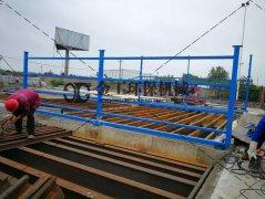 安徽开发矿业工地洗车机安
