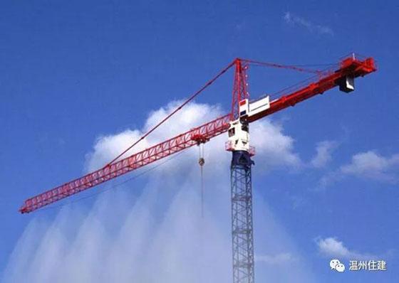 2018年我市扬尘治理出新招 降尘喷雾系统、雾炮等要推广使用