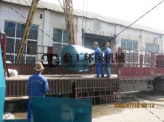 贵州瓮安选粉机发货现场